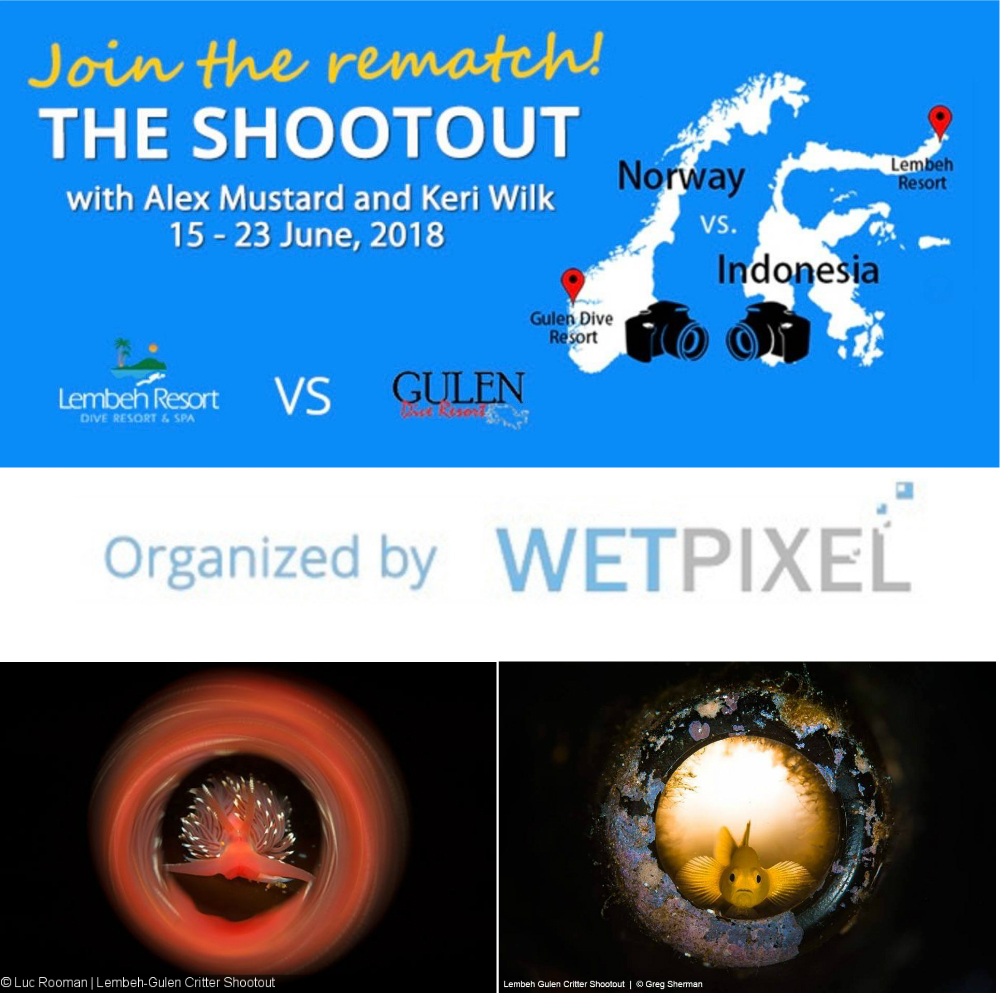 The SHOOTOUT 2018: Norway vs. Lembeh